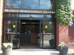 Malden's Government Center